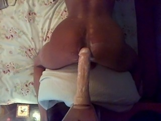 big dildo up arse teaser, want to see more add me...