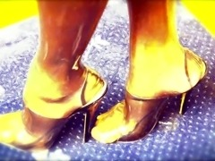 Shoe Fetish Rubber