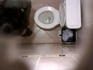 Bathroom Compilation #3 karen,lily,rubi