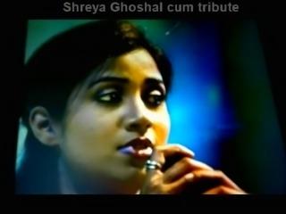 Sexy Bollywood Singer Shreya Ghoshal cum tribute