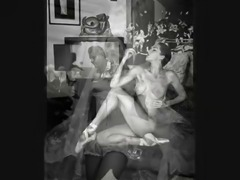 Cold Beauty - Helmut Newton's Nude Photo Art