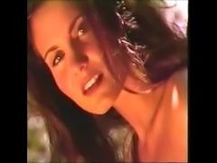 Sexy Brunette Model Jennifer Lavoie