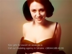 video of Kiev escort girls from Ukrainian agency