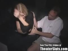 Shy, Timid, Shawna Takes Strangers Cumshots free