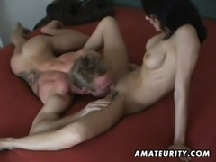 Busty mature wife homemade hardcore action free