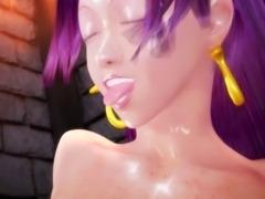 Prison Snake Princess 3D