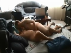 Chubby wife gets fucked on homemade free