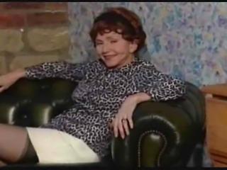 Adorable old english granny