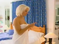 A young girl discovers the pleasure in seducing her best friends step mother