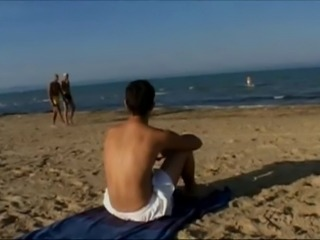 french tourist fucked by 2 arab guys