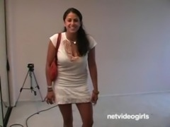 netvideogirls - Selma Calendar Audition free