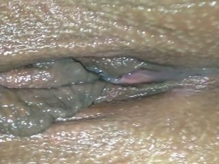 Frauke bekommt ihren Sperma Arsch geleckt