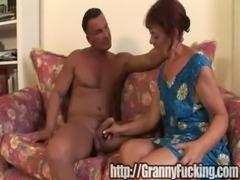 My Horny Granny free