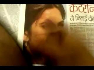Bollywood Actress Katrina Kaif cum tribute
