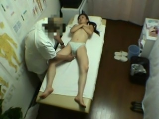 Spycam in Massage Room Woman fucked Part 2 free