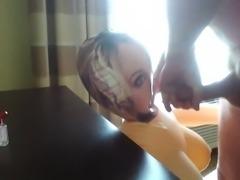 Wrap around doll