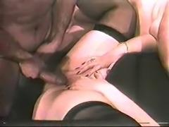 BBW pussy east BBC (retro)