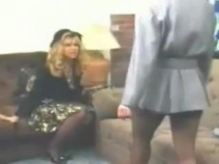 Classic woman-woman sex scene.