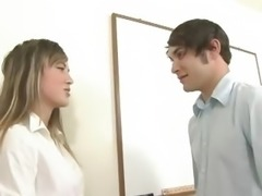 innocent teen seduces a classmate