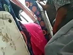 Indian hot girl grouped in bus (hidden 2019)