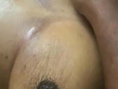 Tamil wife massage with stranger