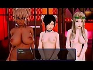 Harem Hotel: Chapter 16 - The Slave Fucking Championship