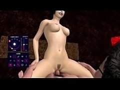 Hot Games (hentai 3D) you know her from the train, love and lust