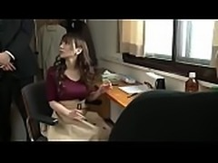 Call the slut next door to office for me to fuck part 8 | more at...