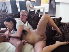 Old men gangbang young girl What would you choose -