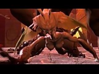 3D Ogre Gangbang (uncensored)