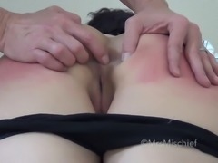Can't Fuck My Virgin Asshole - Mrs Mischief asshole play closeup cumshot