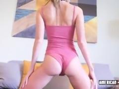 This Petite Young Slut Is A RimJob Queen