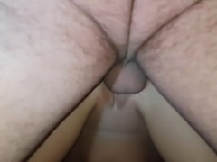 He's Flooding My Pussy With His Piss!