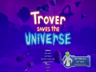 Let's Play Trover Saves The Universe Episode 2