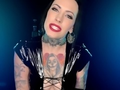 Fishnet Ass Worship with Siren SaintSin