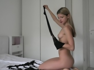 Gina Gerson high heels fetish