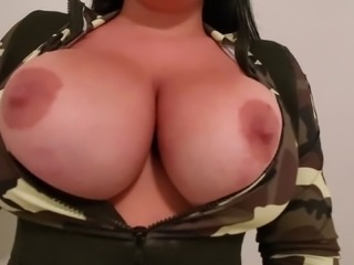 IN WWIII ARMY PAWG GETS CAPTURED AND SEXUALLY TORTURED LIKE A GOOD SLAVE