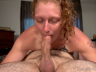 Ivy McNea's Extended 69 blowjob throwback double cum edition