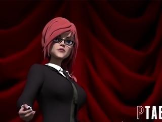 Hentai Sex School Episode 1 - Orientation Ft Whitney Wright