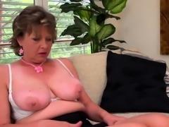 extreme big boob grandmas first porn video filmed