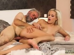 Teen strip and mature blonde couch Surprise your gf and