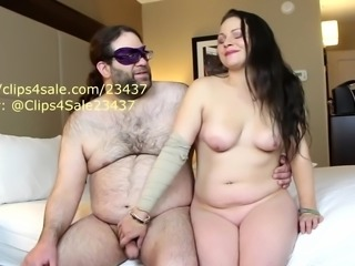 Nude Interview With Handjob With Nevaeh