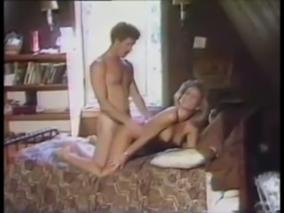 Candy Evans Teaches Her Brother A Classic