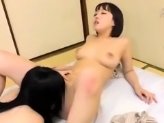 Naughty Hotties In Lesbian Clit Lick