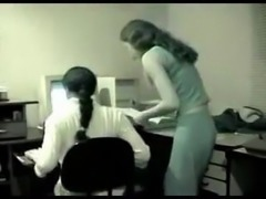 Indian Office Lesbians