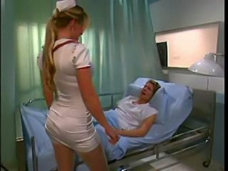Blonde Nurse Gives Therapy Gets Fucked By Patient free