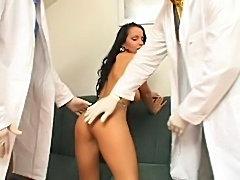 laura's anal exam
