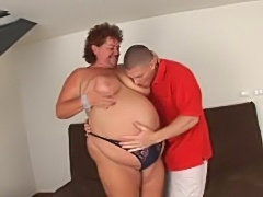 Mature granny huge fat woman hungry sex free