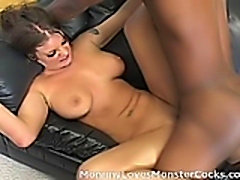 This MILF gets her ass fucked and her tits jizzloaded