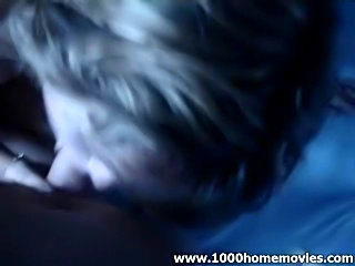 blond chick blowjob she loves to suck her boy friend by moonlight real amateur homemade homeporno homeporn